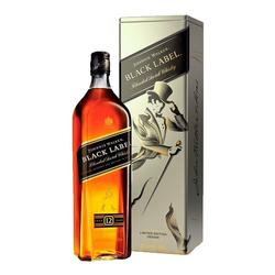 Johnnie Walker Black Label LATA x 750